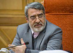 ۳۹ نماینده مجلس خواستار استیضاح وزیر کشور شدند