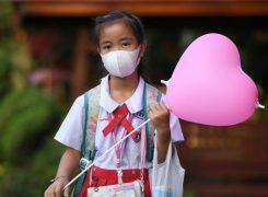توجه به نشاط کودکان در قرنطینه