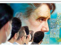 رونمایی از پرتره نقاشی شجریان