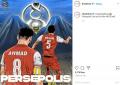 تبریک AFC به پرسپولیس بابت صعود به فینال