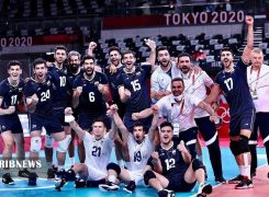 تیم ملی والیبال لهستان بازی را به ایران واگذار کرد